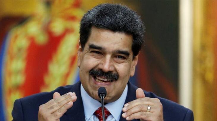 Maduro: ABD'ye petrol satmaya devam edeceğiz