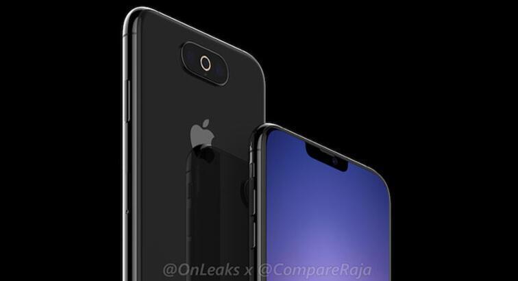 2019'da gelecek üç kameralı iPhone tasarımı internete sızdı