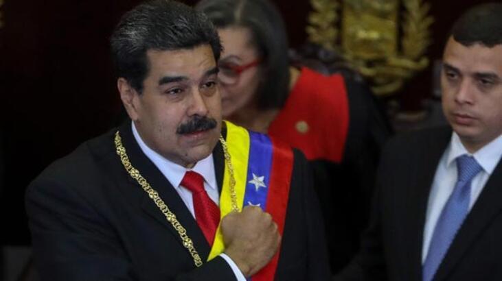 Son dakika... Maduro: Bozguna uğratacağız