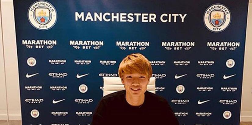 Manchester City, Itakura'yı transfer etti, kiraladı!