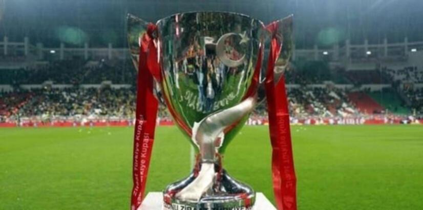 Türkiye Kupası çeyrek ve yarı final kuraları 30 Ocak'ta çekilecek