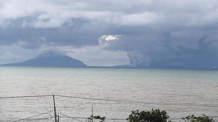 Endonezya'da alarm seviyesi yükseltildi