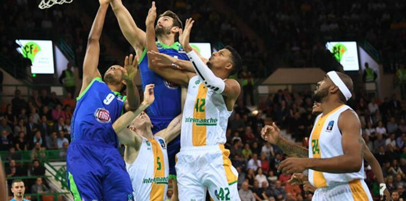 Limoges - TOFAŞ: 89-81