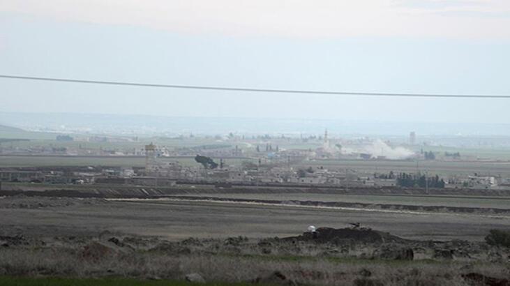 YPG/PKK ile ÖSO Suriye'nin kuzeyinde çatışıyor