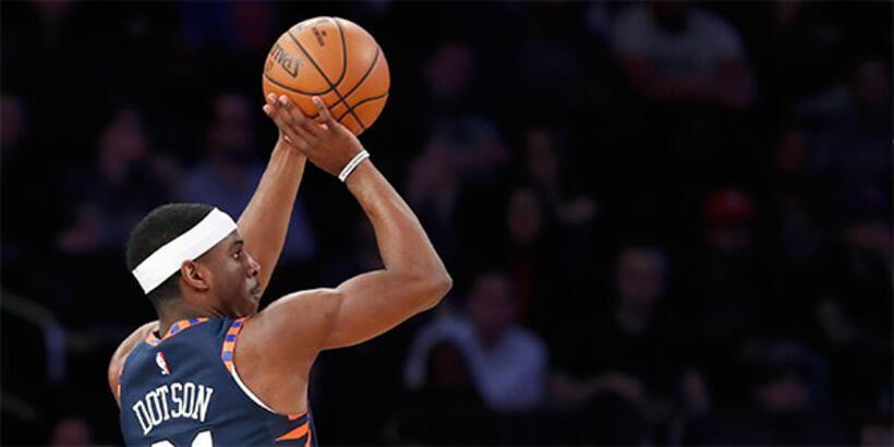 New York Knicks, San Antonio Spurs'ü devirdi