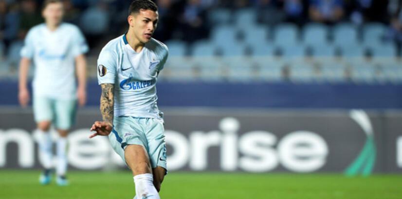 PSG'den Paredes için Zenit'e 40 milyon euro