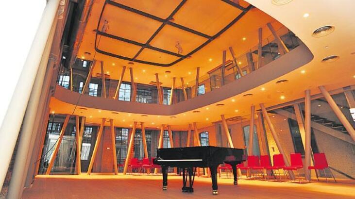 Borusan Müzik Evi 10 yaşında