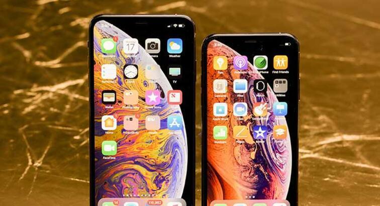 iPhone XS Max en iyi ekrana sahip akıllı telefon seçildi