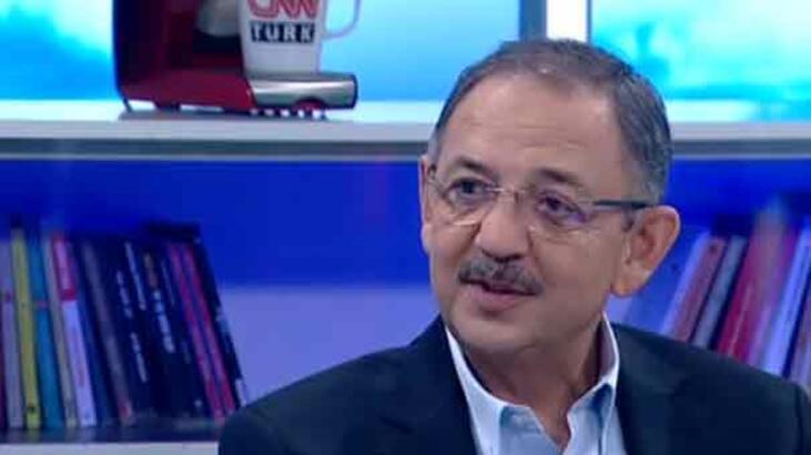 AK Parti Ankara adayı Özhaseki'den önemli açıklamalar