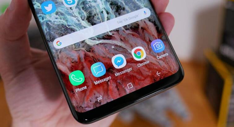 Galaxy S10 ekran tasarımı Galaxy A8s gibi olmayacak