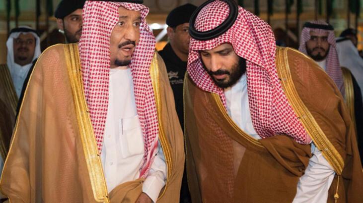 S. Arabistan Kralı ve Veliaht Prensi'nin aralarının açık olduğuna dair söylentiler artıyor!