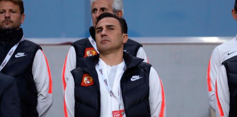 Fabio Cannavaro, Çin Milli Takımı ile anlaştı!