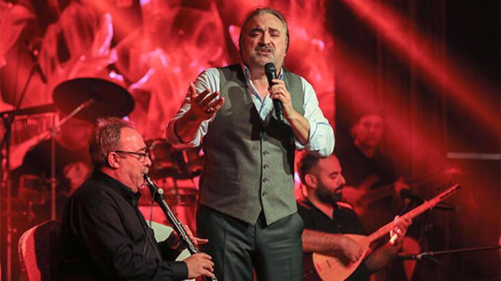 Volkan Konak'tan müzik ziyafeti