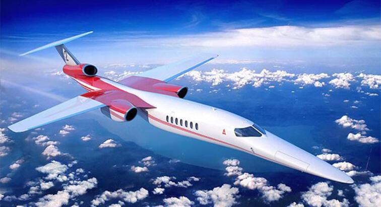 NASA sesten hızlı uçağın yapımına başladı