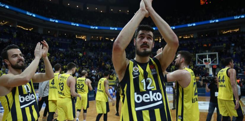 Fenerbahçe Beko, Real Madrid'e konuk olacak