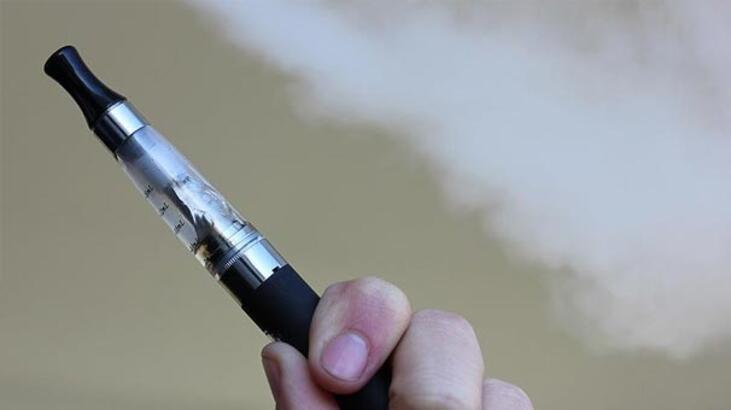 'Elektronik sigara' uyarısı