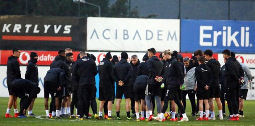 Beşiktaş'ın Malatyaspor kadrosu belli oldu