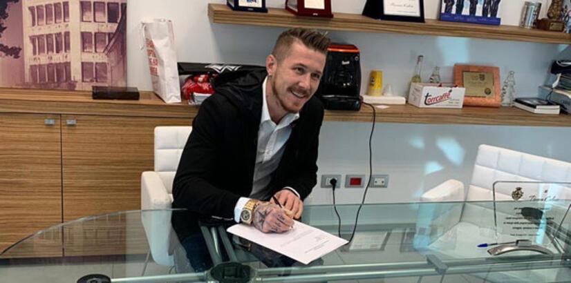 Juraj Kucka resmen Parma'da!
