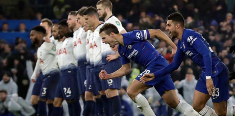 Chelsea kupada finale yükseldi