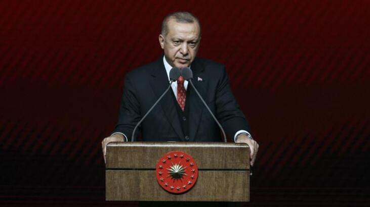 Cumhurbaşkanı Erdoğan'dan ABD'ye tepki! 'Teröristlerle...'