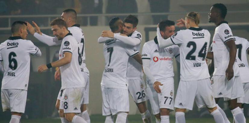 Beşiktaş'a büyük onur