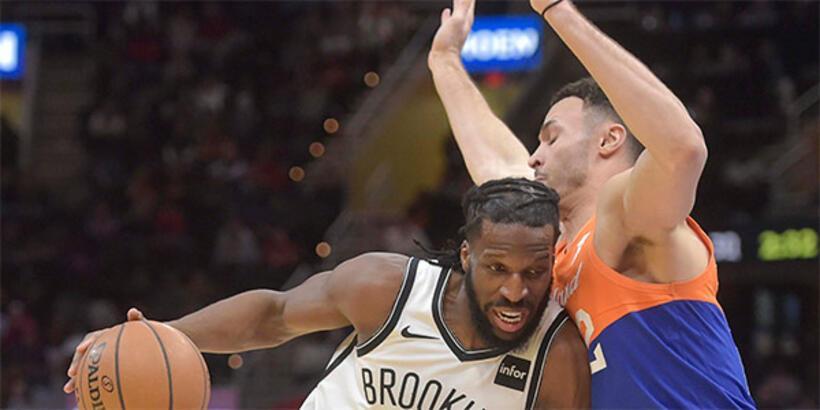 Brooklyn Nets, 3 uzatma sonunda kazandı!