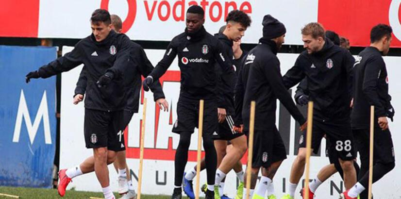 Beşiktaş, Erzurumspor'a hazır