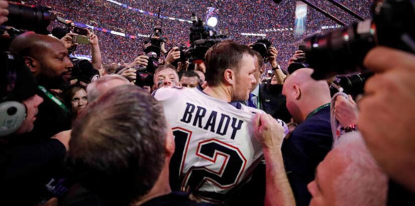 Nfl De Sampiyon New England Patriots