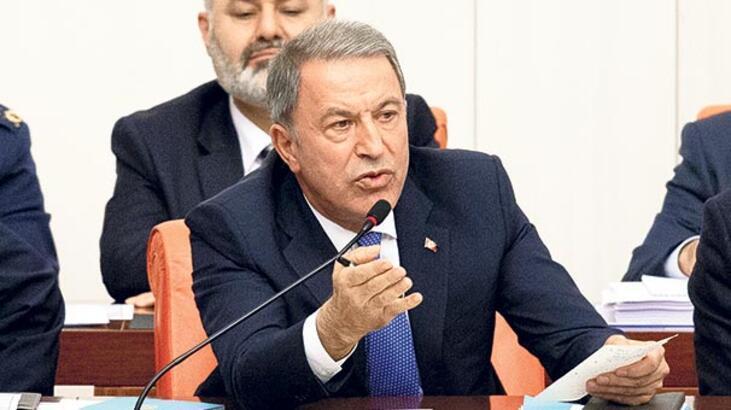 Bakan Hulusi Akar'dan flaş Özgür Özel kararı