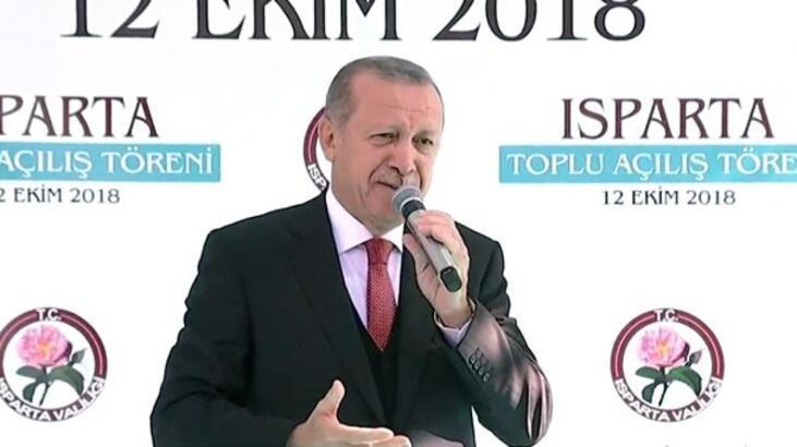 Son dakika: Cumhurbaşkanı Erdoğan'dan çok kritik Münbiç mesajı