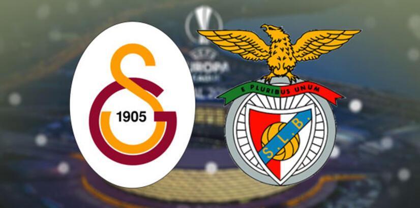 Galatasaray - Benfica maçı için nefesler tutuldu! Galatasaray maçı saat kaçta?