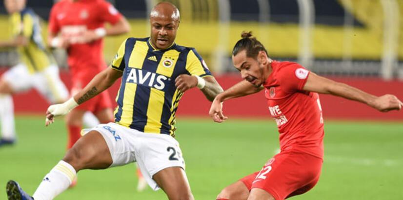Fenerbahçe - Ümraniyespor: 0-1 (İşte maçın özeti)