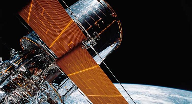 Hubble Teleskobu, cüce galaksi görüntüledi