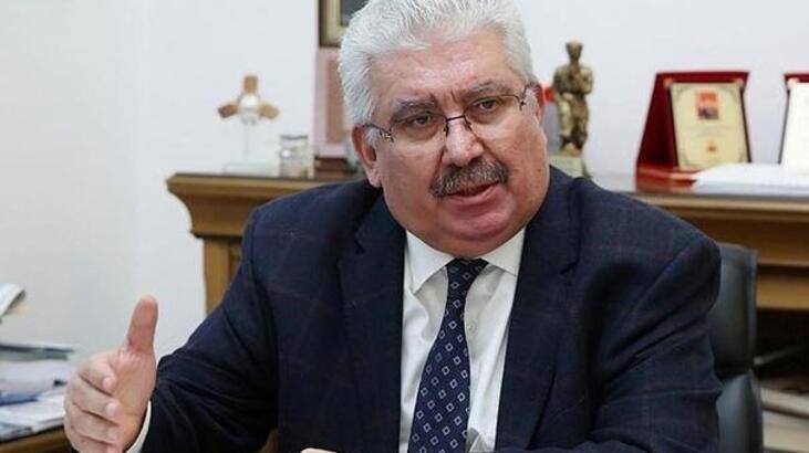 MHP Genel Başkan Yardımcısı Semih Yalçın Twitter'dan açıklama ...