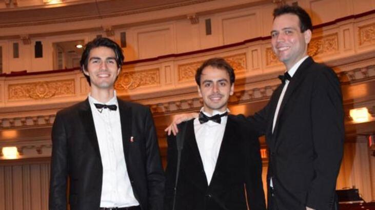 Çev Sanat'ın üç genç yeteneği Türk-Japon dostluğu adına New York konser verdi!