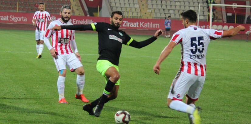 Kahramanmaraşspor - Atiker Konyaspor: 3-0