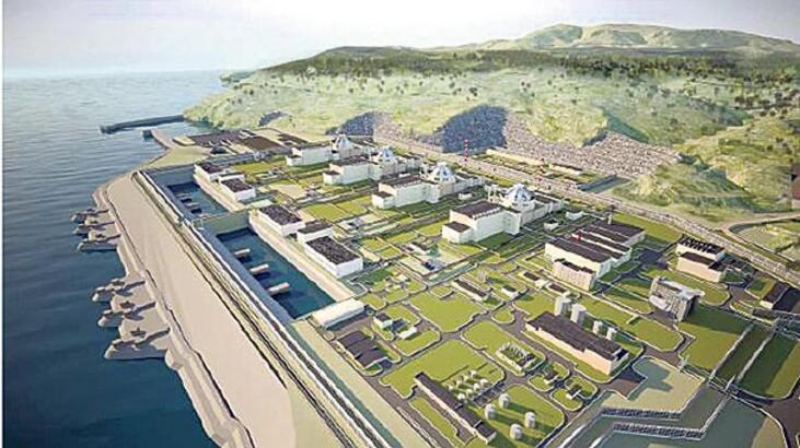 Akkuyu Nukleer Santrali 2023 Yilina Yetisecek Ekonomi