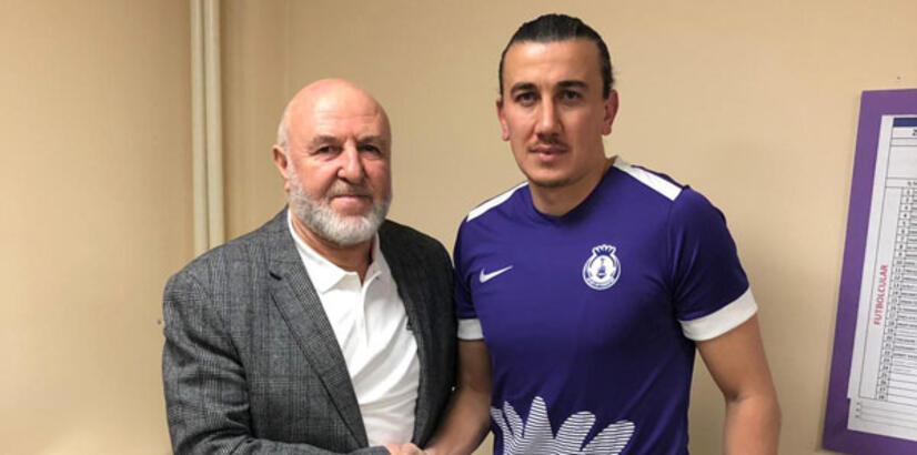 Afjet Afyonspor, Soner Şahin'i transfer etti
