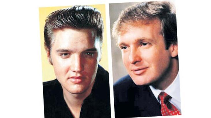 'Beni Elvis'e benzetirler'