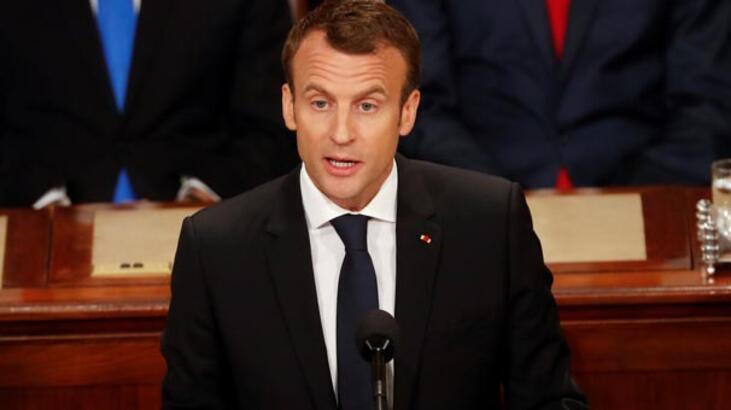 Macron'dan flaş açıklama: 3 ayda bir...
