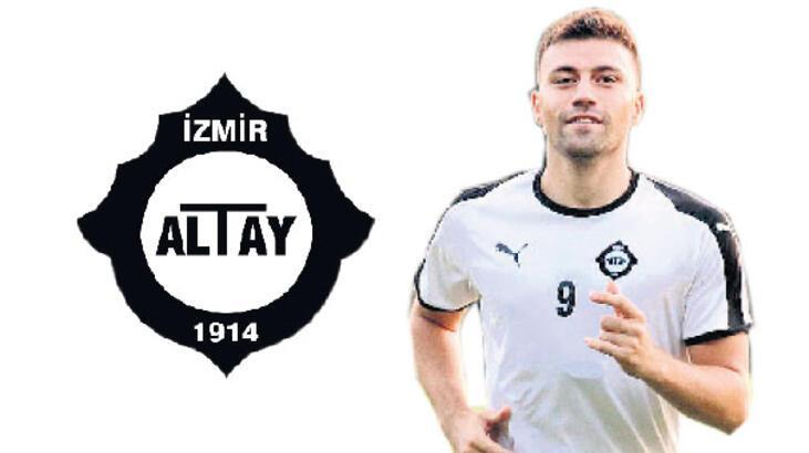 Altay'ın gol silahı Hüsamettin
