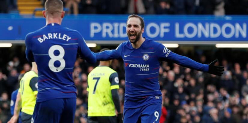 Chelsea sahasında farklı kazandı