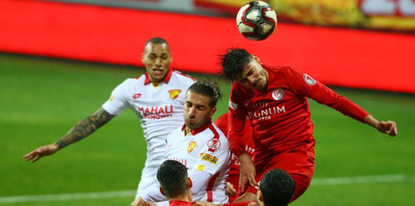 Göztepe-Antalyaspor: 3-0