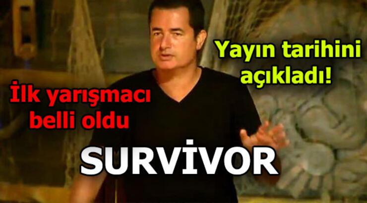 Survivor 2019 ne zaman başlayacak? İşte Survivor adayları...