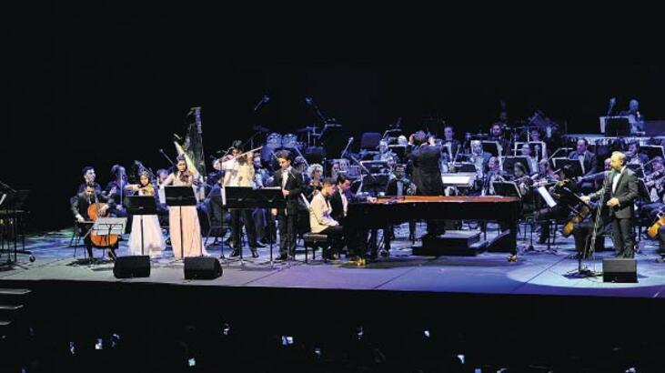 ÇEV Sanat'ın 10. yılına dev konser