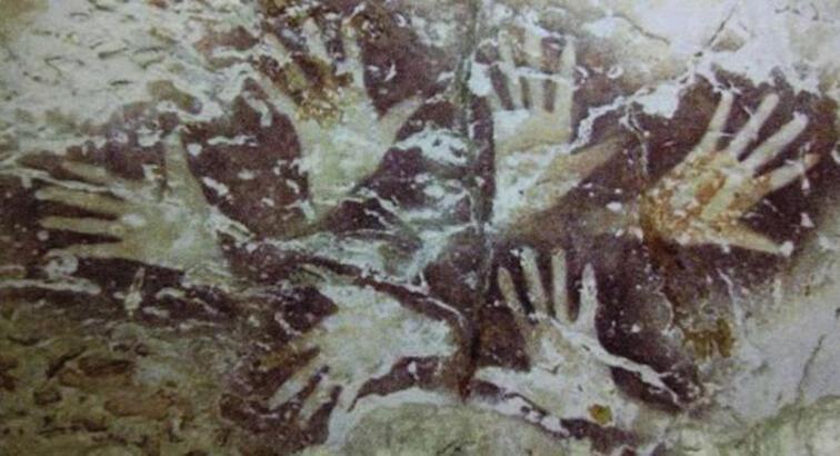 Dünyanın en eski hayvan resmi bulundu