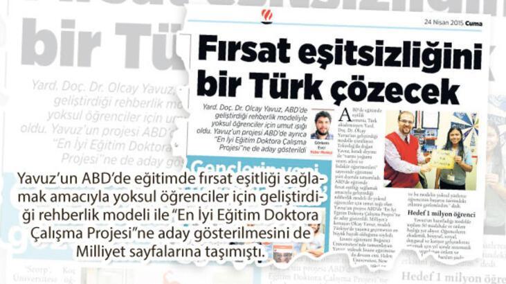 ABD'li okul liderlerini Türk hoca yetiştirecek!