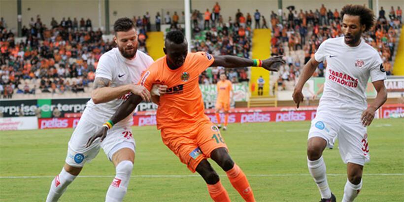 Süper Lig'de Antalya derbisi zamanı