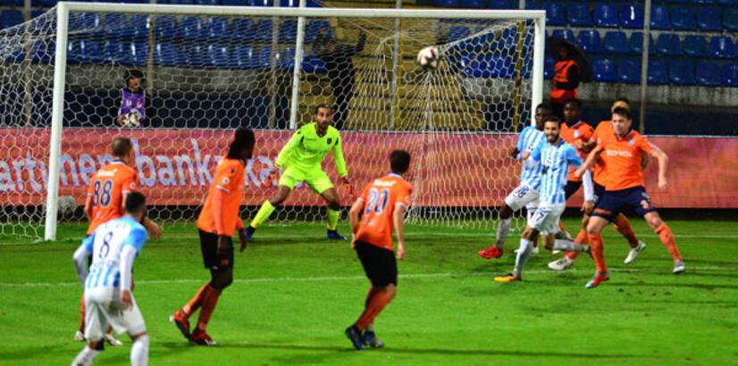 Adana Demirspor - Medipol Başakşehir: 1-1