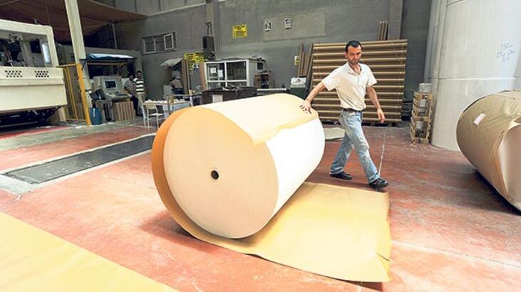 Kağıt kartellerine karşı yerli üretim